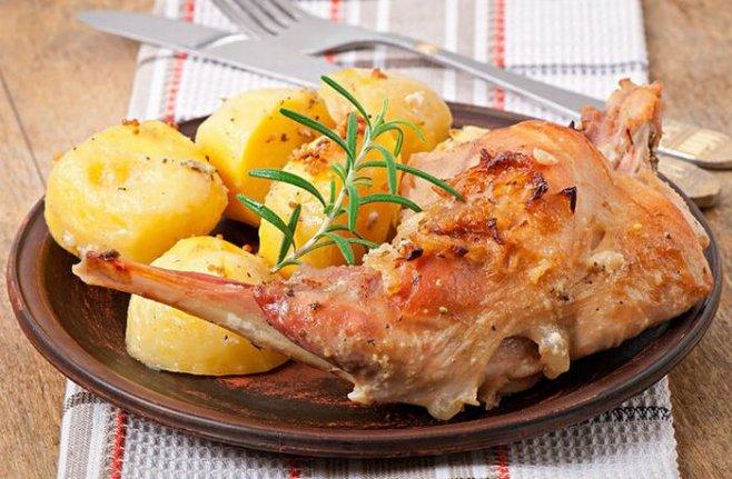 Рецепт приготовления очень вкусного кролика