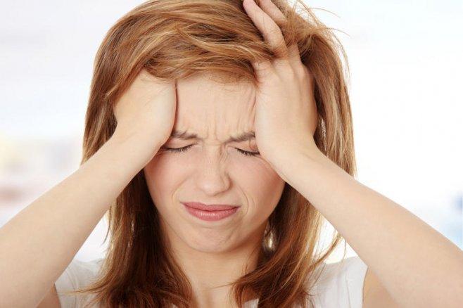 Как избавится от головной боли без таблеток