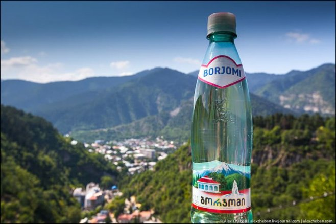 Пьем минеральную воду правильно