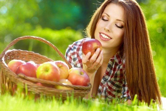 Для тех кто не знал, что будет с организмом если употреблять яблоки каждый день