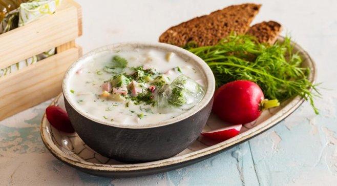Окрошка или летний суп, не заменим на домашнем столе