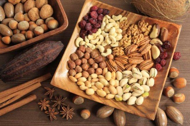 Польза орехов для нашего организма