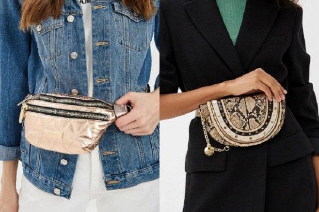 Поясные сумки: виды, с чем носить, лучшие образы с фото
