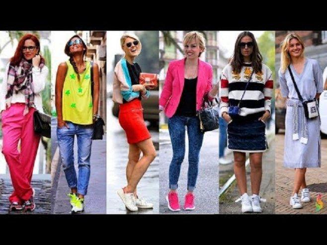 Женские кеды и кроссовки: какие они теперь?