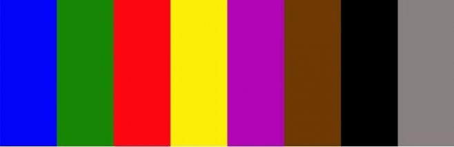 Какого цвета Ваш характер?
