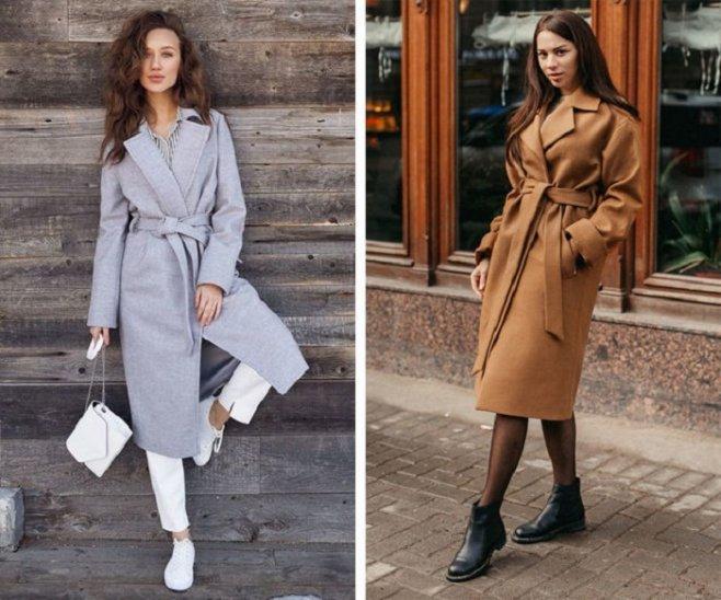 Какие модели пальто актуальны этой осенью