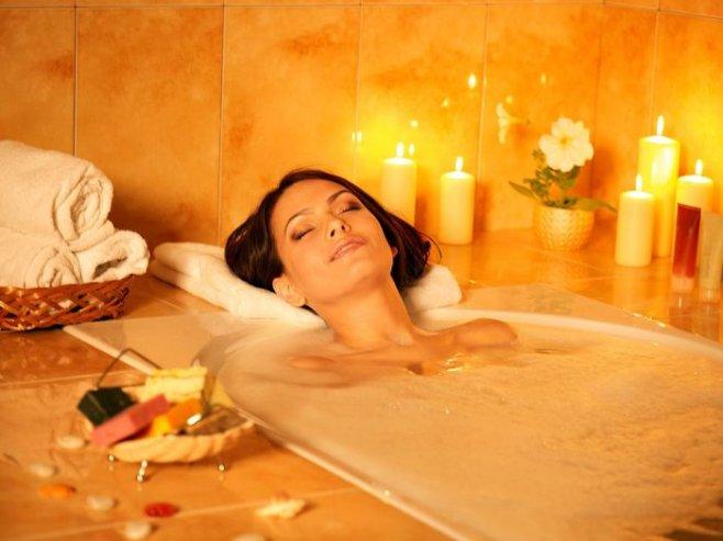 Лечебные ванны в домашних условиях  для здоровья и красоты