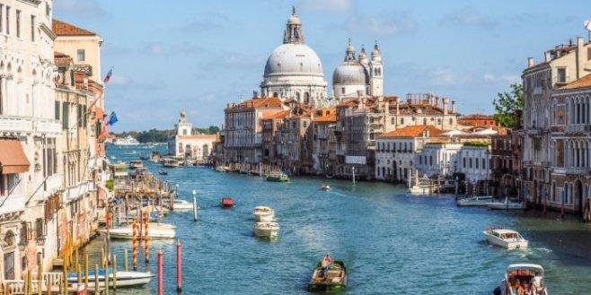 Сказочный город на воде - Венеция!