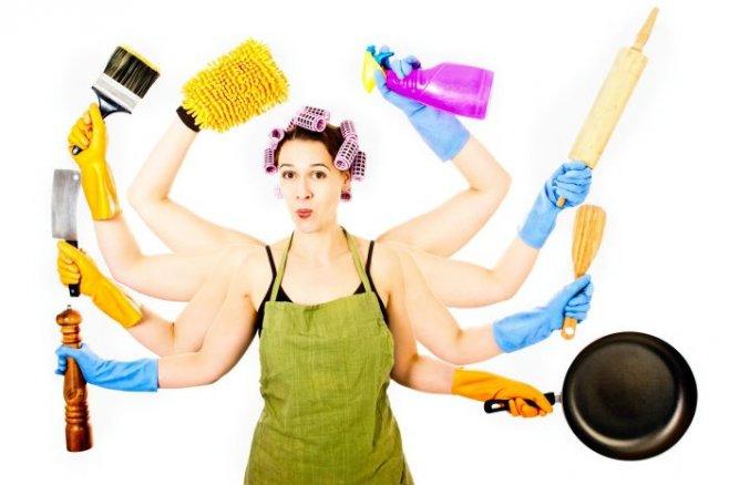 Для каждой хозяюшки - Секреты домашней чистоты