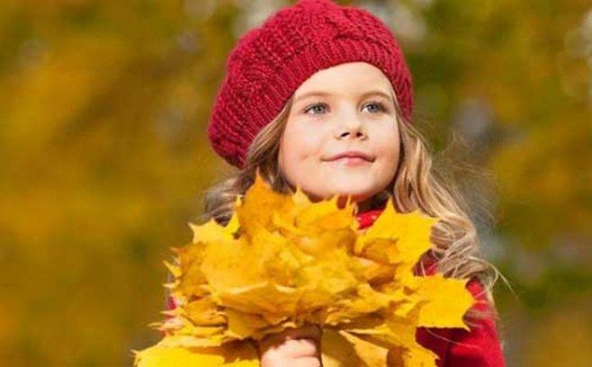 Как укрепить здоровье ребенка осенью