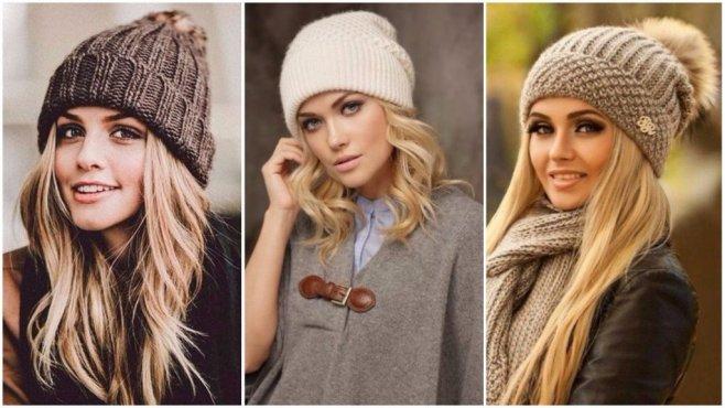 Самые модные и стильные шапки 2019 года