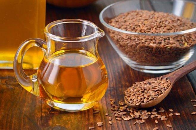Льняное масло : польза и вред, советы по применению