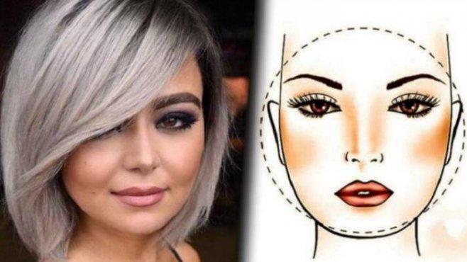 Как выбирать стрижку по форме лица