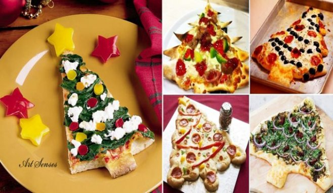Вкусные новогодние идеи