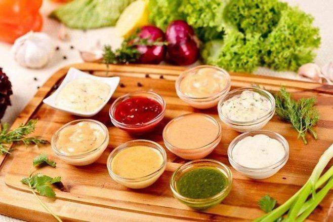 7 лучших рецептов домашних соусов