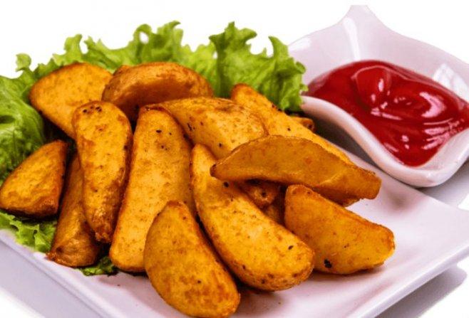 Вкуснейшая картошка по деревенски