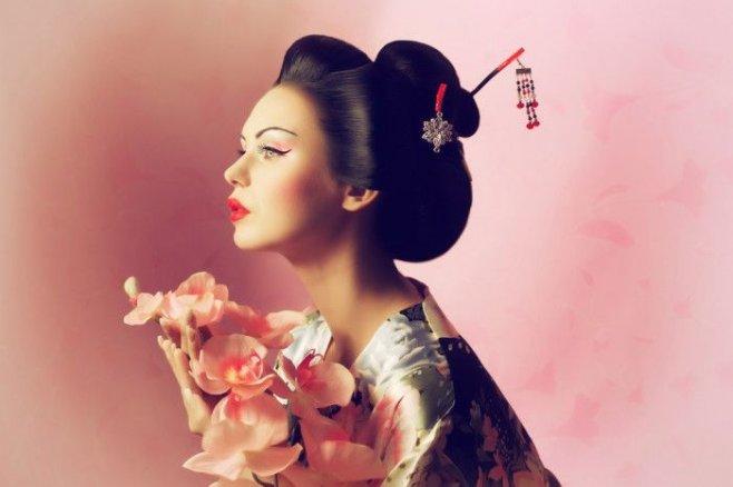 Как очаровать мужчину? Секрет гейши