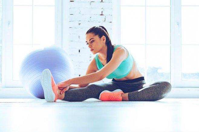 Лучшие упражнения на растяжку ног