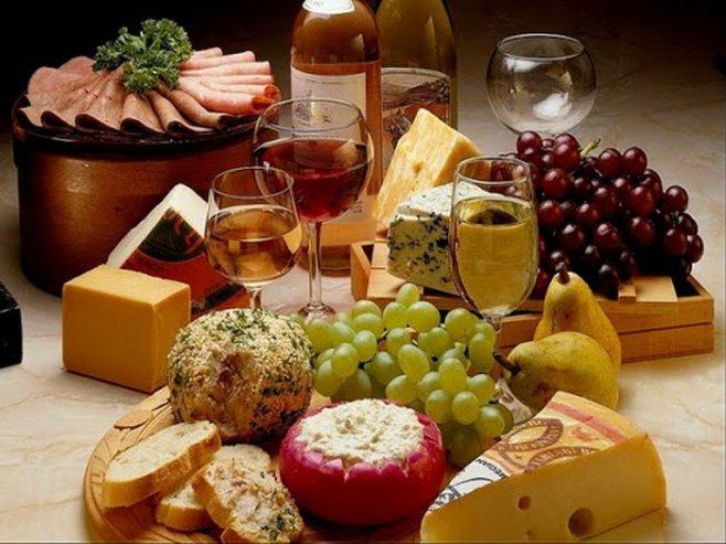 Как сочетать вино и еду . Советы эксперта