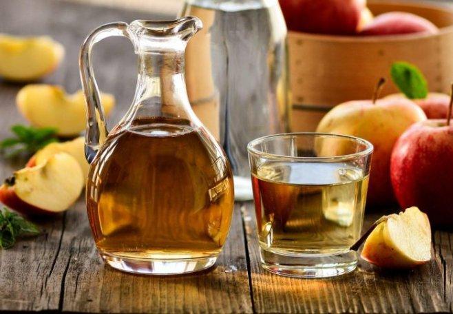 Яблочный уксус. Полезные свойства для здоровья