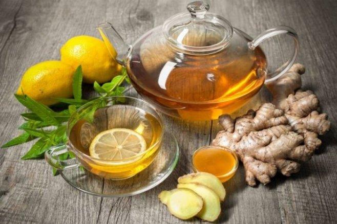 Имбирный чай. Секретный рецепт