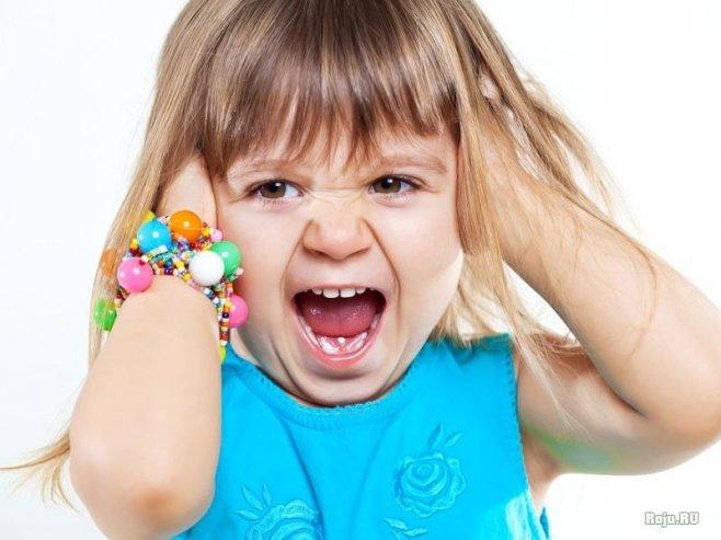 Как отучить ребенка от истерик