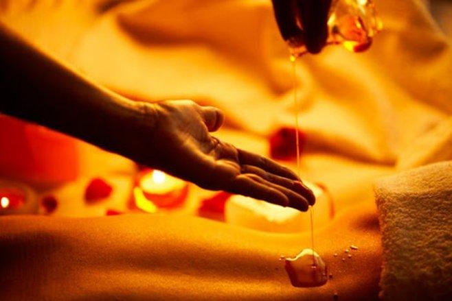 Эротический массаж для мужчины
