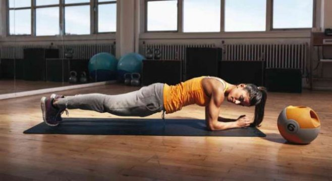 5-минутная тренировка , которая заменит интенсивные кардиоупражнения