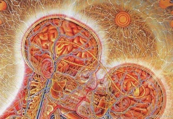 Как возбудить мужчину через его мозг