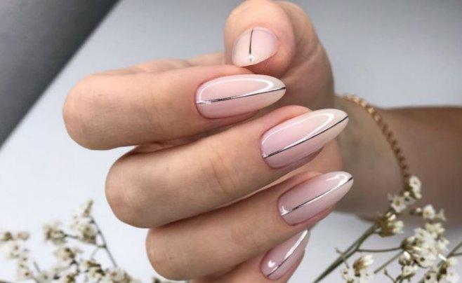 Модный дизайн ногтей на весну