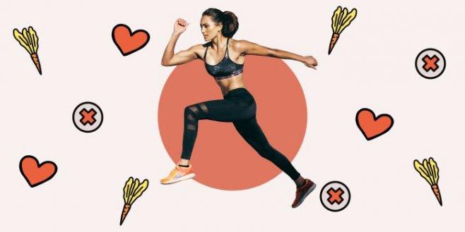 Как похудеть за 10 минут в день? Жиросжигающая тренировка