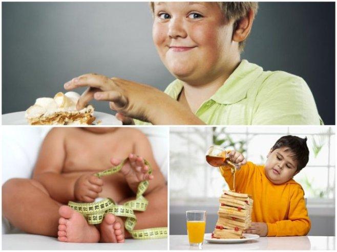 Ожирение у детей. Как бороться с лишним весом