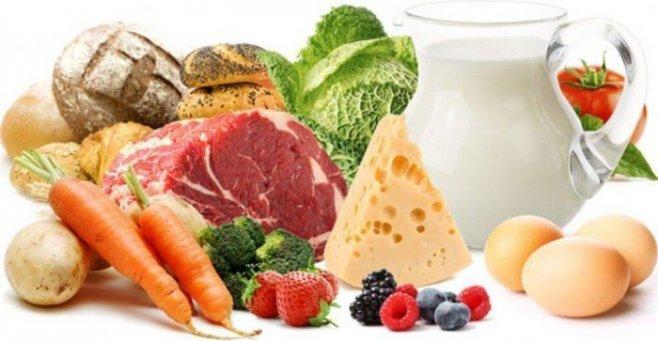 Белковая диета: меню на день