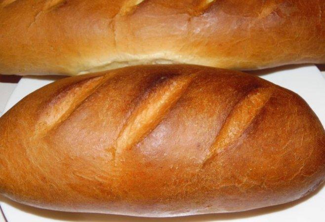 Домашний хлеб в духовке. Просто и вкусно