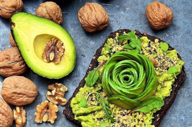 Авокадо - вкусный и полезный продукт