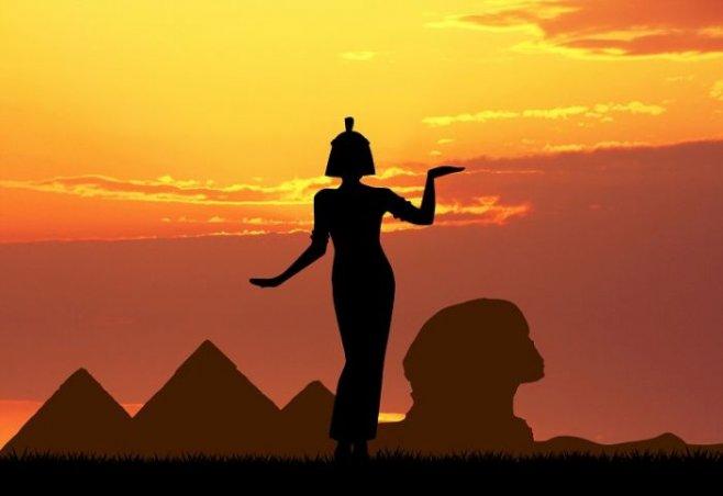 Секреты красоты и молодости египетской царицы Клеопатры
