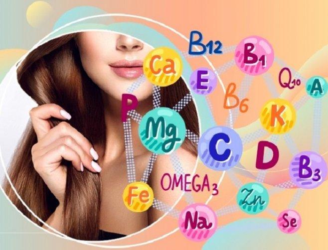 Витамины для волос и ногтей: эффективность и рекомендации