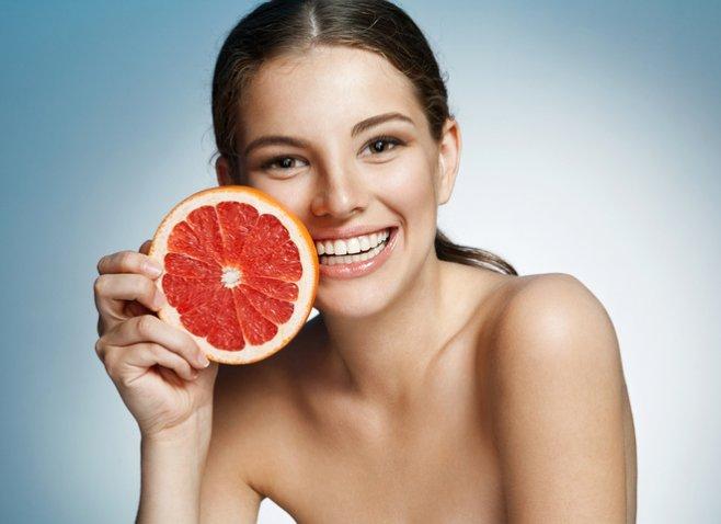 Натуральные маски для лица из летних фруктов
