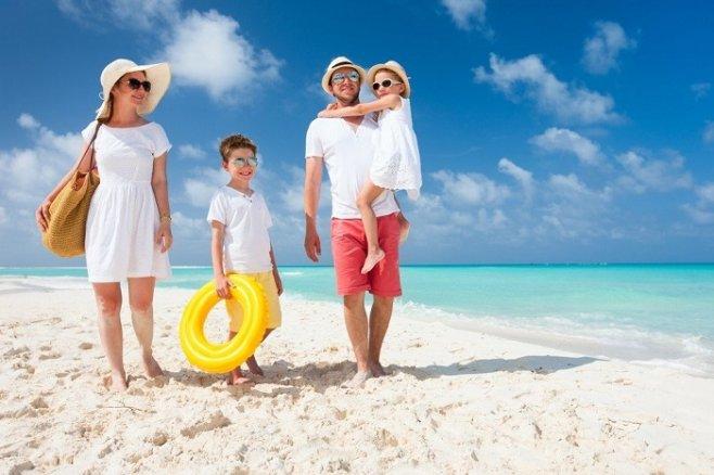 Отпуск  с маленьким ребенком : советы родителям