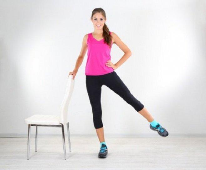 Как убрать галифе : упражнения для домашнего фитнеса