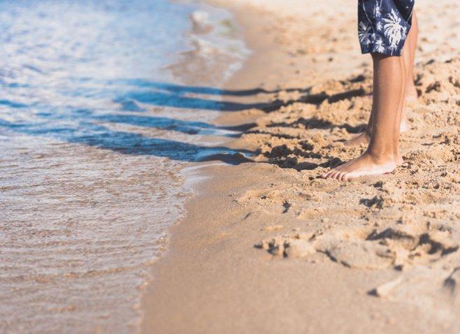 Солнечный ожог у ребенка: первая помощь