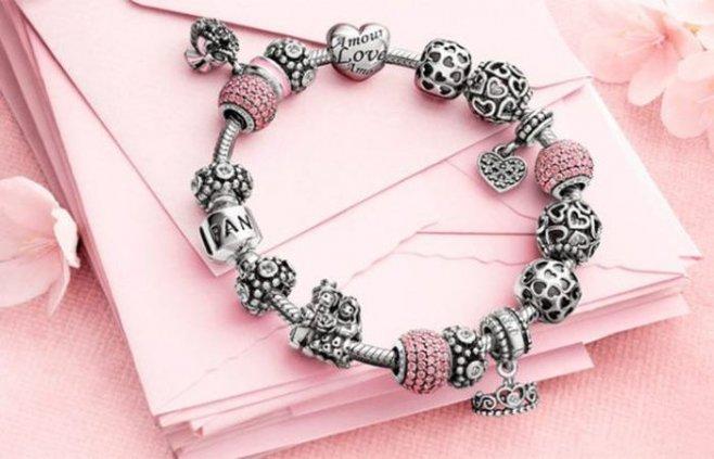 Браслеты Pandora - уникальное и красивое  украшение