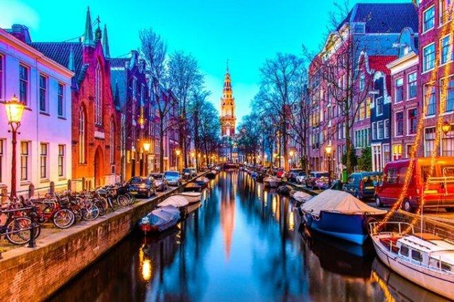 Амстердам - абсолютная и безоговорочная свобода во всех проявлениях