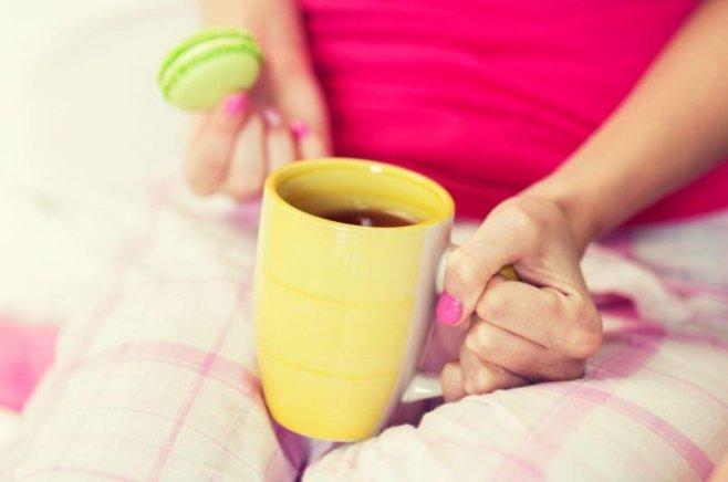 Разгрузочный день на чае
