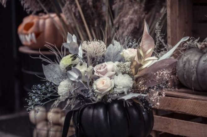 Хэллоуин - гадания на любовь, брак, будущее