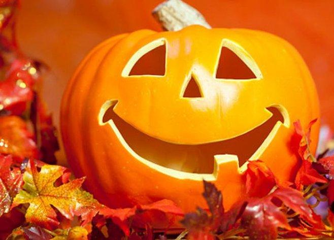 Оригинальные рецепты на Хэллоуин из тыквы