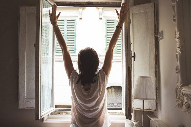 5 уникальных утренних ритуалов для отличного настроения  и здоровья