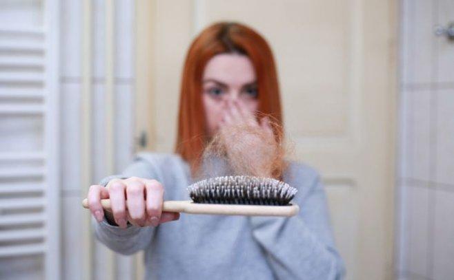 Вы не можете предотвратить выпадение волос после беременности