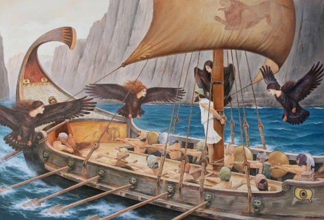 Развивай умение привязать себя к мачте корабля, как Одиссей