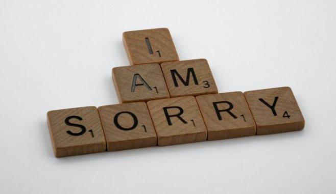 Почему мужчинам так тяжело извиниться перед нами?